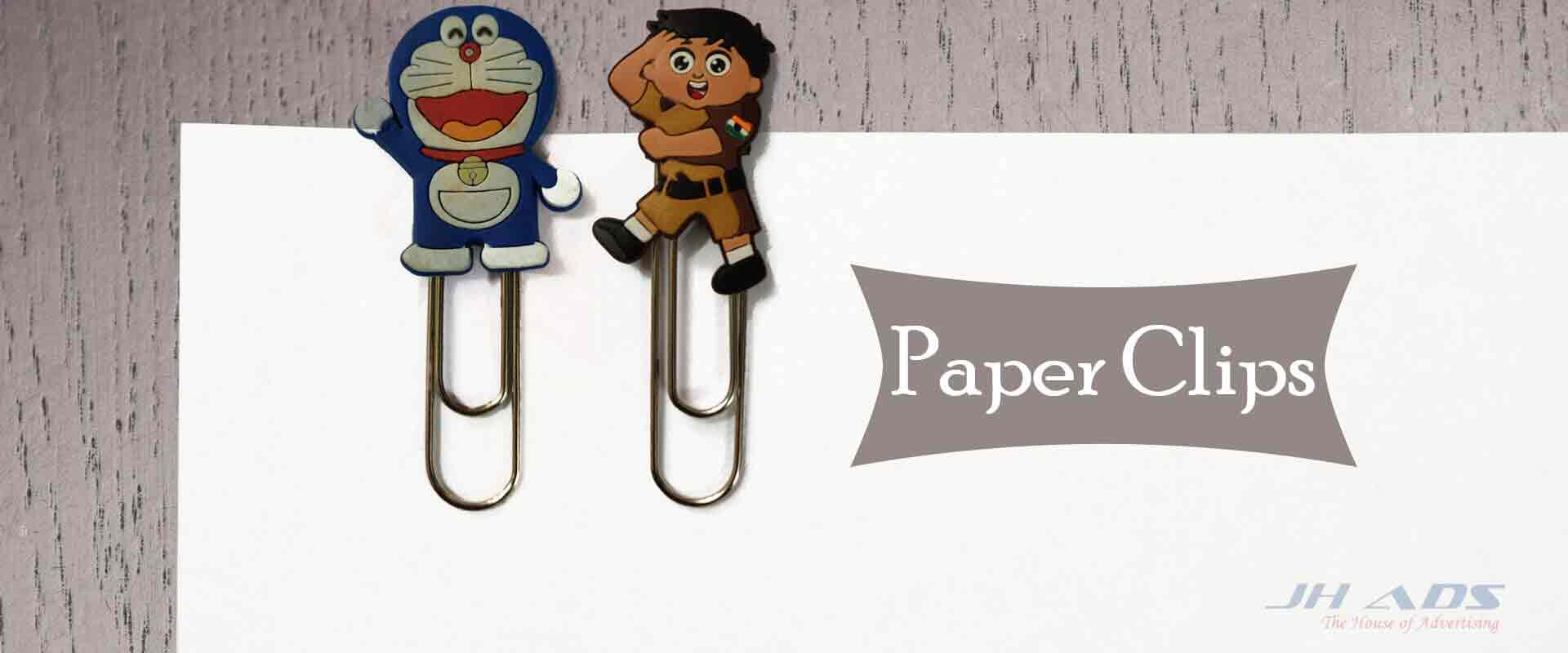 Paper Clips In Beed